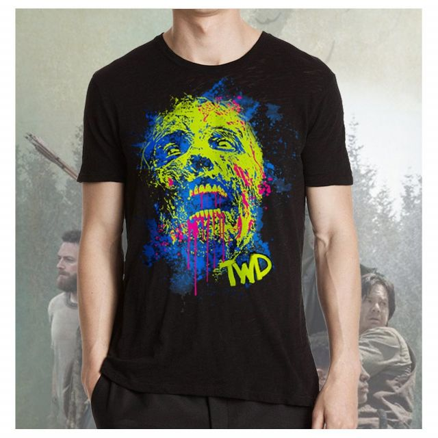 Fear the walking dead.. here is a look at our new walking dead designs! Contact our sales team for more info🧟♂️🧟🧟♀️ #thewalkingdead  #walkingdead #tshirtdesign #tshirt #merch