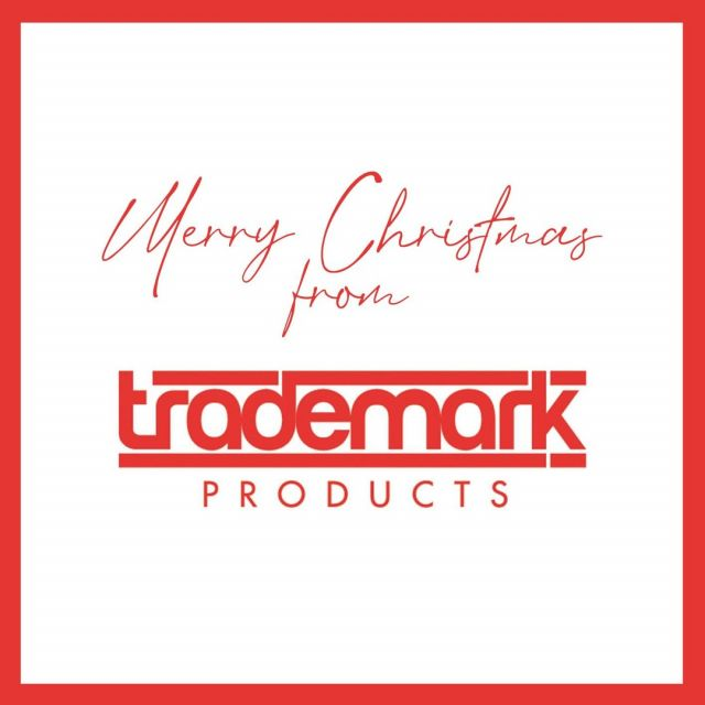 Merry Christmas from all of us here at Trademark ❤️🎄